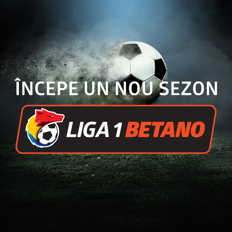 (P) Liga 1 Betano revine!