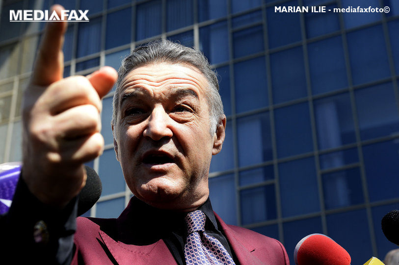 Gigi Becali blew! It demands a great compensation from CSA Steaua: