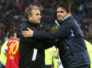 "Mezaroş: "" Am jucat de la egal la egal cu Steaua!"""