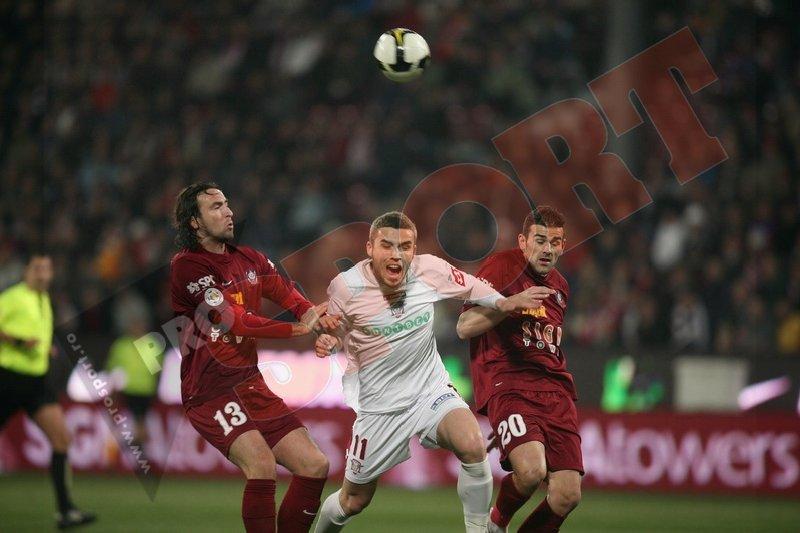 Aproape campioni! CFR Cluj - Rapid 1-0