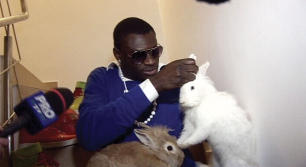 N'Doye şi iepurii