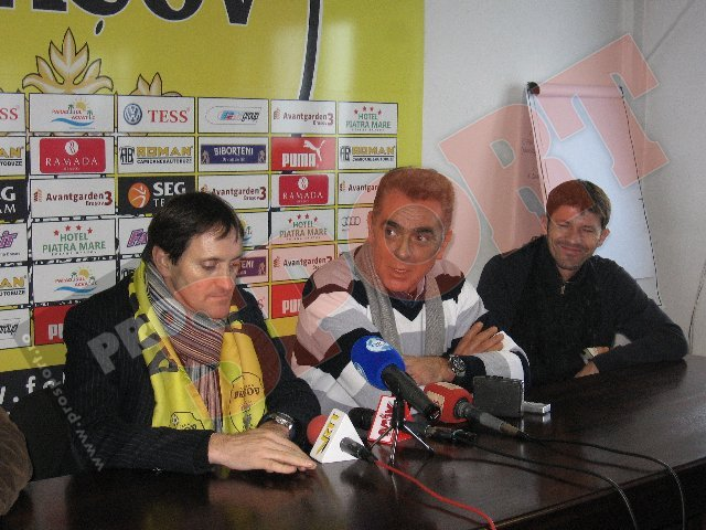 """Conceicao, prezentat oficial la FC Braşov: """"Sper să luăm Cupa"""""""