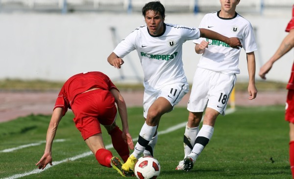 Gabriel Machado şi-a prelungit contractul cu Universitatea Cluj