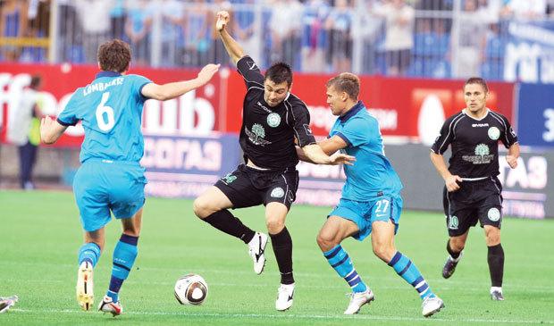 Steaua l-a găsit pe urmaşul lui Stancu tot la Urziceni! Rusescu, din vară în Ghencea