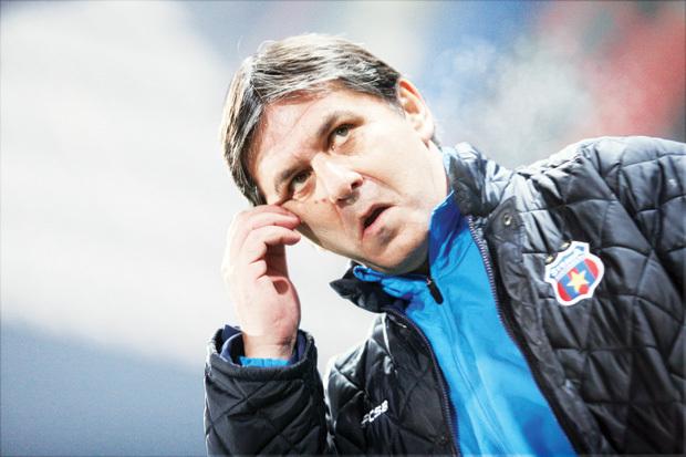 Trilogie fără happy-end! Cifrele celui mai slab mandat al lui Lăcătuş la Steaua