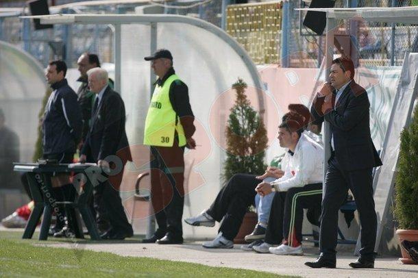 EXCLUSIV Ilie Stan, cel care a promovat-o pe Victoria Brăneşti, şi-a dat demisia de la echipă
