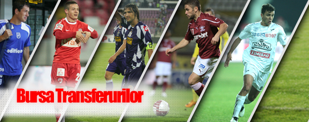 Bursa transferurilor: ProSport îţi prezintă cele mai noi mutări din Liga I! Daniel Chavez Castillo, la Oţelul