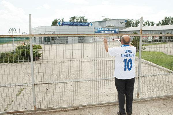 """Bucşaru a desfiinţat oficial Unirea Urziceni! """"Lupul singuratic"""": """"Eu cu cine mai ţin acum?"""""""