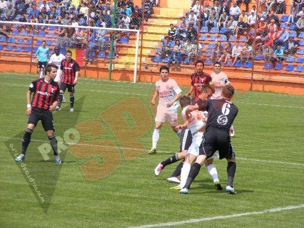 ConceiCIAO? Astra - FCM Târgu Mureş 0-2