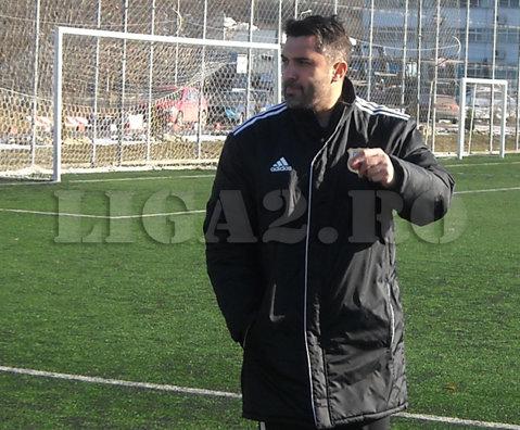 """Niculescu nu regretă că a rămas la CS Mioveni: """"Nu sunt obişnuit cu jumătăţile de măsură"""". Trică i-a promis că va cere rejucarea meciului din Cupă"""