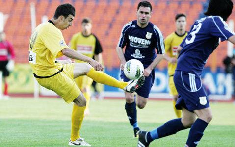 La 20 de ani semna cu Steaua, acum e dat la o parte la Ceahlăul şi merge în Liga 2 să-şi relanseze cariera