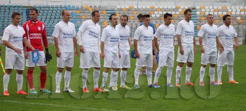 După CFR Cluj, încă o echipă are 24 de puncte pe minus în fotbalul românesc