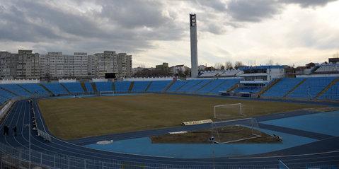 """Stadionul Farul ar putea găzdui Supercupa României. O delegaţie a FRF a fost în inspecţie la Constanţa. """"Avem şanse mari"""""""