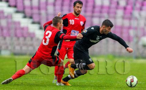 Cristi Dulca a stabilit lotul pentru debutul în preliminariile Euro 2017. Trei jucători din Liga 2 au fost convocaţi la naţionala sub 21 de ani