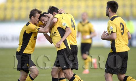 """FC Braşov, dorit de un grup de oameni de afaceri. Neculaie se aşază la masa tratativelor. """"Ne-a anunţat tatăl lui Gabi Tamaş"""""""