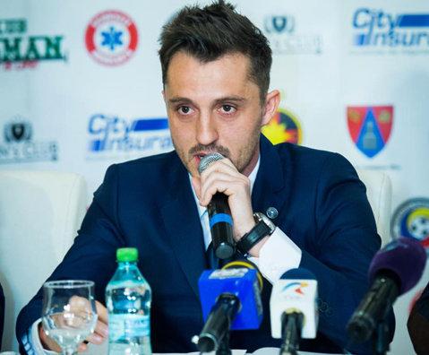 OFICIAL   Încă o comună de lângă Capitală va avea echipă în Liga 2. Fostul jucător Bogdan Apostu va fi manager general