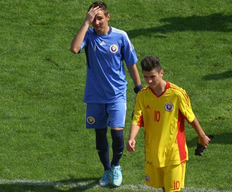 După Vlad Dragomir, încă un component al naţionalei U16 poate ajunge într-un campionat puternic din Europa. Antrenorul său îl compară cu Lobonţ
