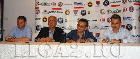 """FC Clinceni şi-a prezentat proiectul pentru Liga 2. """"Vrem să facem o echipă respectată la nivelul ligii secunde"""""""