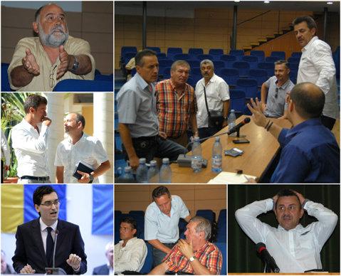 Şedinţa dintre reprezentanţii FRF şi cei ai cluburilor din Liga 2 n-a stabilit nimic concret în privinţa noului sezon. Burleanu insistă pentru o singură serie şi a dat termen de răzgândire echipelor. FCM Dorohoi vrea clemenţă