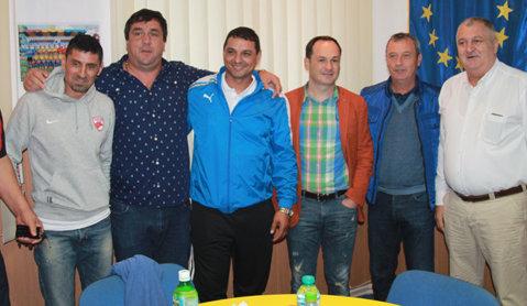Ionel Ganea - Florentin Petre 4-1. Toată conducerea lui Dinamo a asistat la înfrângerea echipei secunde a clubului în amicalul de la Călăraşi