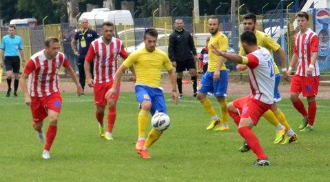 Depunctare drastică în Liga 2. FRF a dictat o penalizare de 14 puncte pentru o echipă ce acumulase doar 10 puncte în acest sezon. Reacţia preşedintelui
