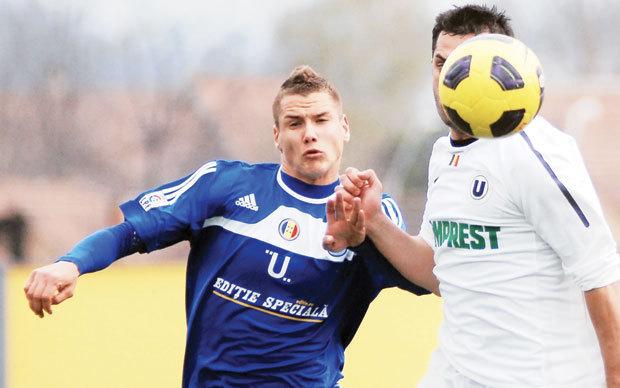 Se întoarce în România: fost jucător al Craiovei, împrumutat de francezi în liga a doua