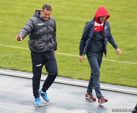 Ilie Stan a demisionat de la Farul. Rezultate slabe, conflictul cu suporterii şi jucătorii l-au determinat să plece de la Constanţa după doar 8 meciuri