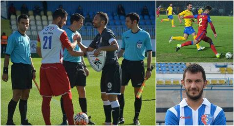 """Încă un fotbalist român a ales să muncească în străinătate. A dat banderola de căpitan şi 24 de ani de fotbal de-o parte pentru un nou stil de viaţă. """"Nu mai suportam să aud minciuni"""""""