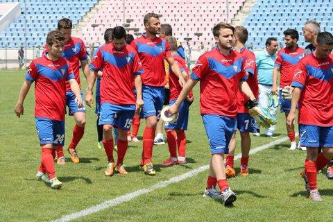 """Jucătorii Gloriei Buzău au refuzat să dispute meciul cu CS Baloteşti, după sancţiunile dictate de FRF: """"Noi nu facem blaturi!"""""""