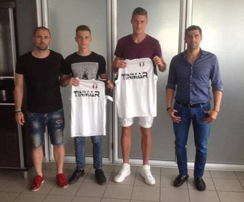 """Campioana Astra continuă transferurile din Liga 2. Doi jucători de la """"U"""" Cluj au semnat cu giurgiuvenii"""