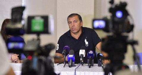 A falimentat Ceahlăul, a vrut Rapidul şi acum revine în fotbalul românesc. Angelo Massone a preluat un nou club din România