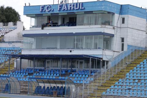 Încă un club de tradiţie a apus! FC Farul a intrat în faliment, definitiv şi irevocabil