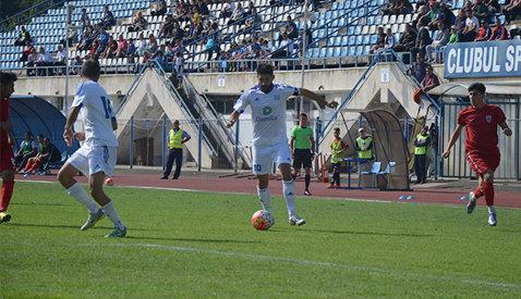 """Declaraţia lui Florin Costea după ce a """"speriat"""" Zăvoiul! A jucat două meciuri la CSM şi a dat de două ori mai multe goluri"""