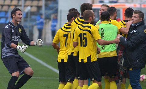 FC Braşov răsuflă uşurat. A scăpat din nou de faliment şi îşi poate depune un nou plan de organizare