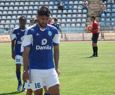 Florin Costea i-a pus gând rău antrenorului care l-a repus pe picioare în ultimul an. Atacantul are cinci goluri în două meciuri şi vrea să fie de neoprit