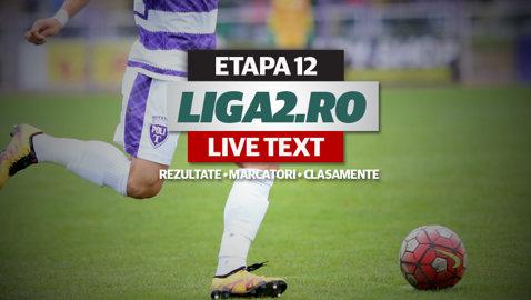 19 goluri în 7 meciuri. Juventus a făcut instrucţie cu ASU Poli, Chindia pierde cu Luceafărul, iar Metalul câştigă surprinzător. Vezi toate rezultatele etapei