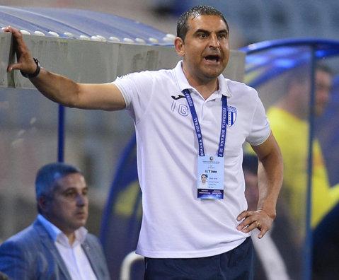 Sfârşitul e aproape! Jerry Gane şi-a reziliat contractul cu CSM Râmnicu Vâlcea, cu două zile înainte de ultimul meci programat în 2016