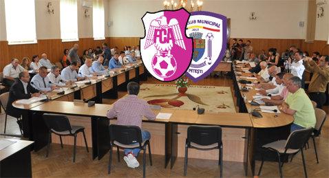 """Un fost preşedinte al FC Argeş pune sub semnul întrebării schimbarea numelui SCM Piteşti. """"Vom vedea dacă se va materializa. Hotărârea ar trebui analizată mai atent"""""""