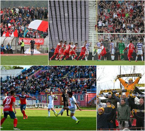 STATISTICĂ | De plâns! Media spectatorilor prezenţi pe stadion la meciurile din Liga 2 e în picaj. Chindia stă cel mai bine la general. Clasamentele de acasă şi deplasare