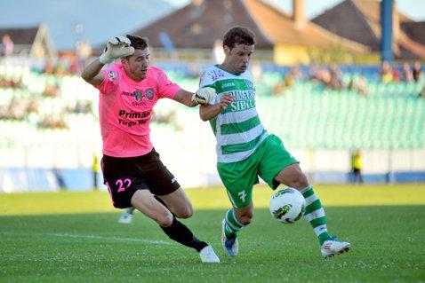 AFC Hermannstadt nu se opreşte din transferat după ce a promovat în Liga 2. Ultima achiziţie este unul dintre cei mai buni jucători ai fostei Voinţa Sibiu
