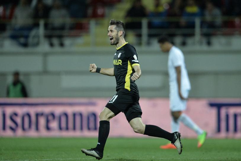 Transfer surprinzător pentru un fost campion al României. A câştigat titlul cu Astra şi a ajuns în primăvara europeană, dar cariera lui continuă în Liga 2