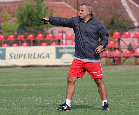Gică Mihali preia o echipă din Liga 2. Clubul unde fostul internaţional a fost numit antrenor principal
