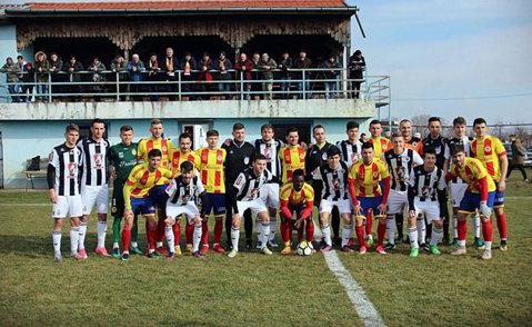 """Ripensia a umilit-o pe """"U"""" Cluj, însă Codrea n-a fost mulţumit de joc. Falub s-a făcut că nu-şi ştie prima echipă"""
