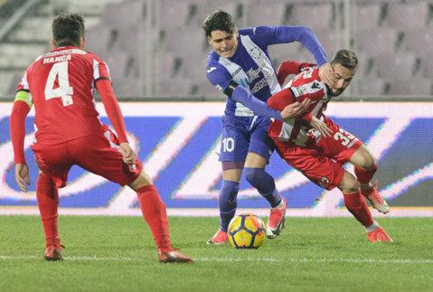 OFICIAL | O nouă achiziţie din Liga 1 pentru Dunărea Călăraşi. Jucătorul pe care Dan Alexa se bazează să realizeze o promovarea istorică