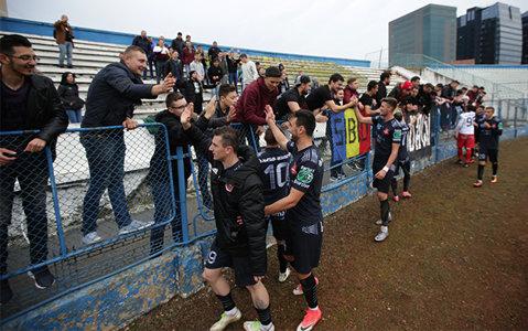 Campionatul Ligii 2 se reia cu derby-ul dintre principalele favorite la promovare. FC Hermannstadt vrea să dea tonul şi în tribune cu liderul Dunărea