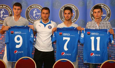 A jucat la FCSB şi Viitorul, însă nu l-a convins pe Emil Săndoi că-l poate ajuta la FC Argeş. Atacantul de care piteştenii s-au despărţit în ultima zi de transferuri