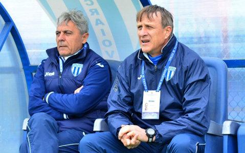 """Emil Săndoi dă exemplul Craiovei pentru FC Argeş şi spune când va creşte în valoare fotbalul românesc. """"Până atunci, ne zbatem!"""""""