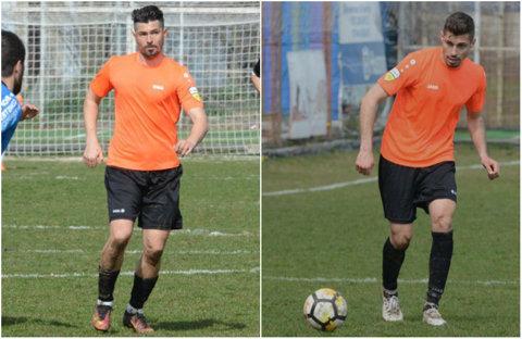 """Şi-au îndeplinit visul: fraţii Herea au fost coechipieri! Ovidiu şi Claudiu au debutat oficial la echipa din Liga 2 şi chiar au marcat amândoi în meciul cu UTA. """"Au fost Supermani"""""""