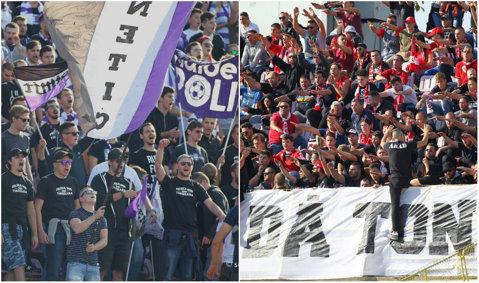Moment ISTORIC | Galeria UTA-ei ţine parte suporterilor marii rivale Politehnica în scandalul biletelor! Ce le transmit conducătorilor clubului şi ce vor face dacă nu li se respectă dorinţa