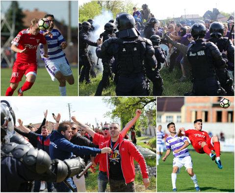 Fotbalul, marele învins la derby-ul Vestului! Ce riscă timişorenii